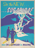 Sugarloaf 11 x 14
