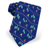 Neck Tie, Hitting the Slopes