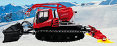Pisten Bully PB 400 with winch