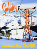 Sun Valley SIngle Chairlift