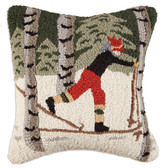 Pillow, Back Country Skier