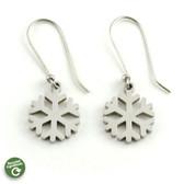 Tarma Snowflake Earrings