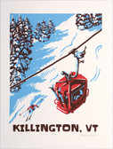 Killington Screen Print