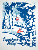 Sugarbush Valley Screen Print