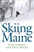 Skiing Maine by John Christie
