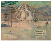 Cranmore Giclee by David Baker
