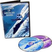 Legends of American SKiing DVD