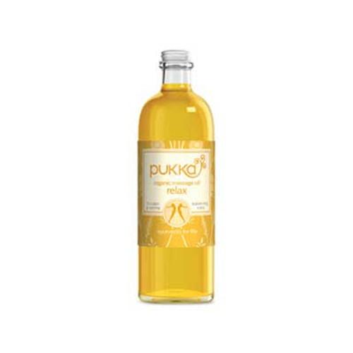 Relax (Vata) Massage Oil 200ml
