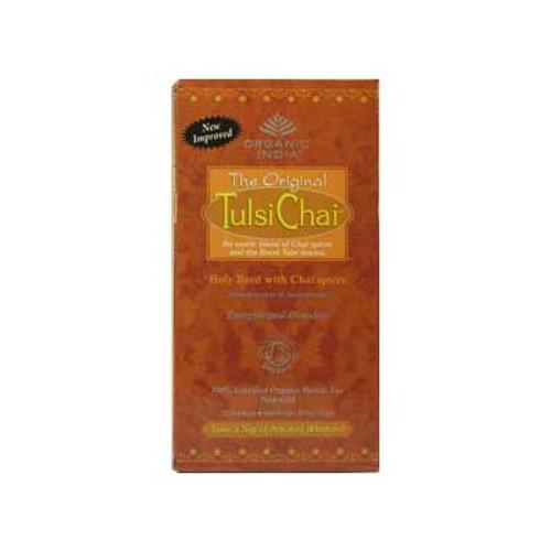 Organic Tulsi Chai - 25 bags
