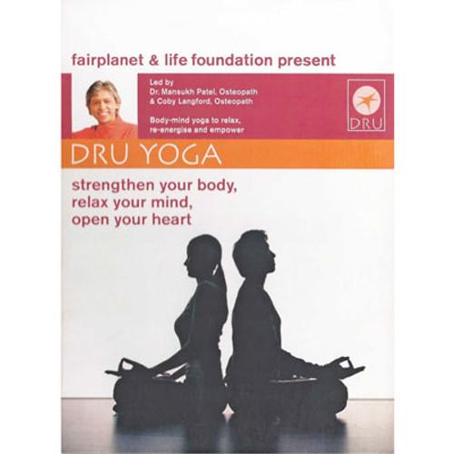 Dru Yoga DVD