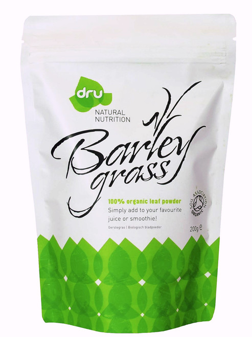 Dru Barley Grass leaf powder 200g