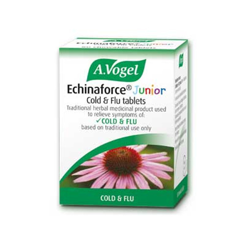 Echinaforce Junior - 80 Chewable Tablets