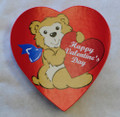 Teddy Bear with Heart  - 8oz. Box