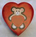 Teddy Bear with Hearts - 8oz.Box