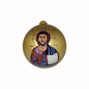 Christ the Pantocrator Ornament