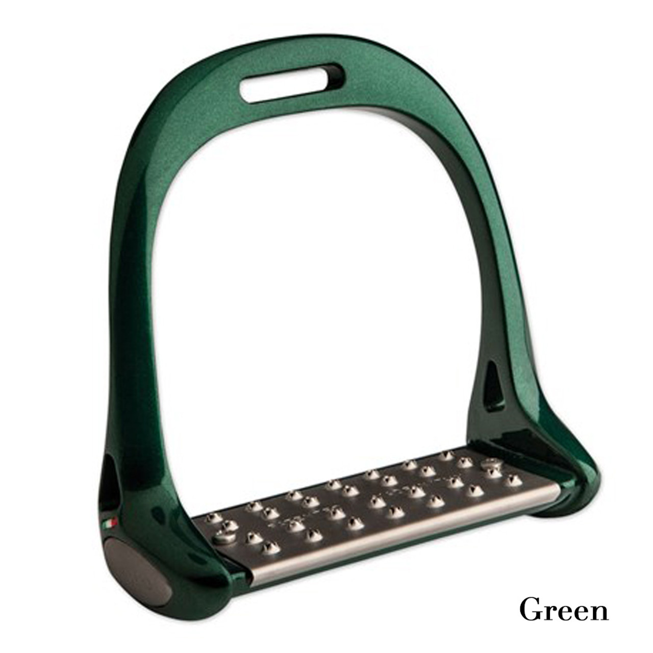 Lorenzini Original Aluminum/Titanium Stirrups - All Colors