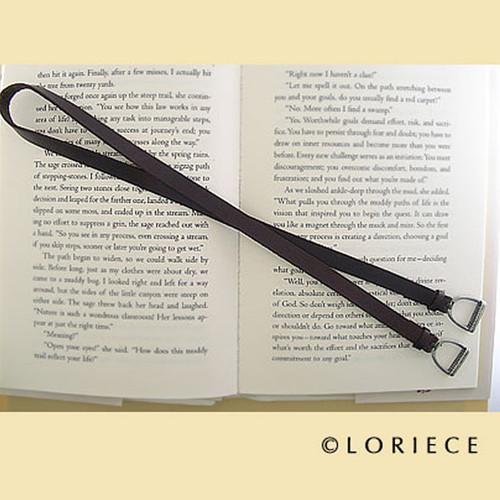 English Stirrup Bookmark