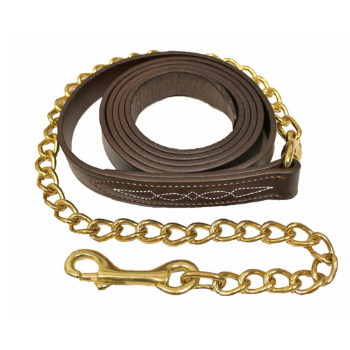 "Walsh Fancy Stitch Lead w/ 30"" Chain"