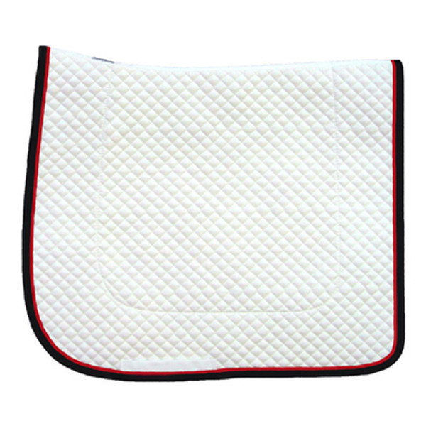 Wilkers Custom Dressage Show Saddle Pad