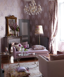 Margot Fabric & Wallpaper from Adelphi Collection by Designer Guild