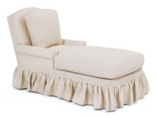 Shabby Chic Chaise Lounge