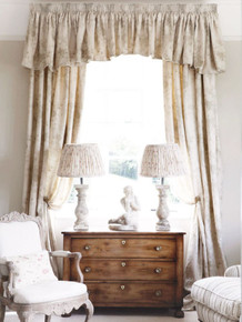 Country Curtains & Valance