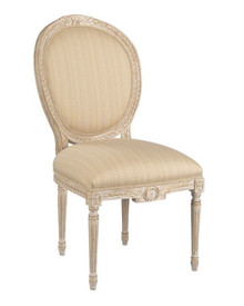 Marie Antoinette French Chateau Side Chair