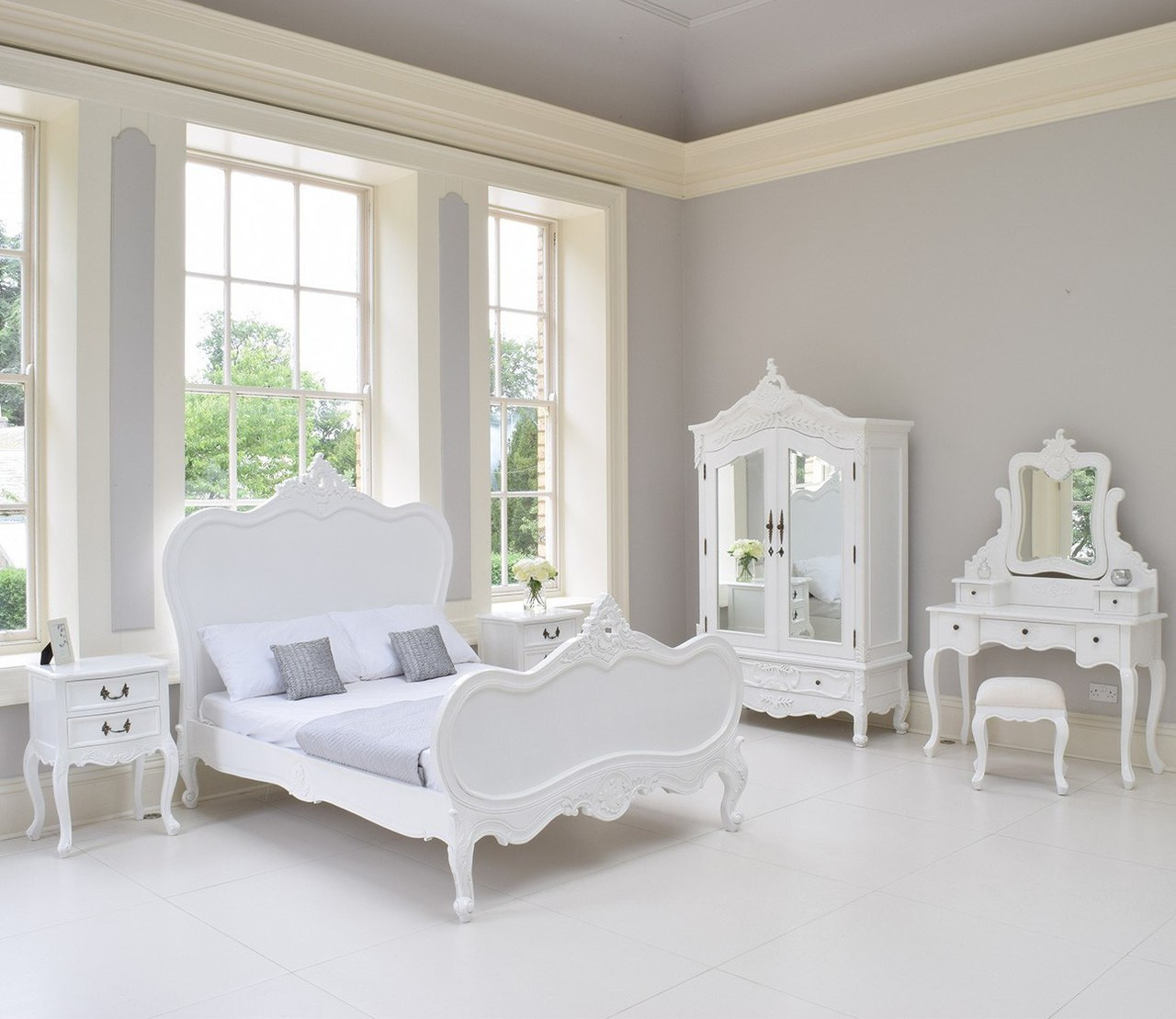 French bedroom sets - French style bedroom furniture sets ...
