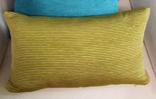 Kiwi Couch Pillow, Lumbar
