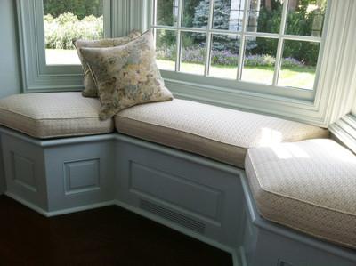 Country Window Seat Cushion For Bay Window