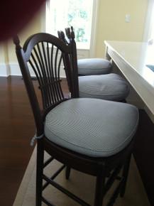 Counter Stool Seat Box Cushion