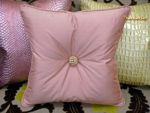 Luxury Throw Pillow, Carnaby Street Bling by Thundersley Home Essentials 212 889 1917