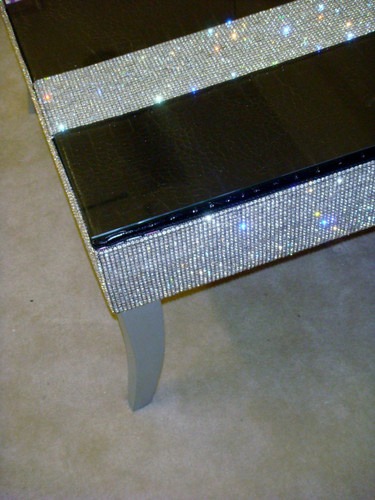 Awesome Diamanteu0027 Coffee Table In Faux Leather Crock Designed By Thundersley Home  Essentials 212 889 1917