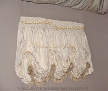 Thundersley Home Essentials Bespoke Smocked Balloon Shade for your Luxury Living 212 889 1917