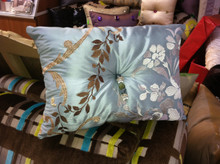 Margot Boudoir Pillow from Thundersley Home Essentials Inc, Adelphi Collection by Designer Guild
