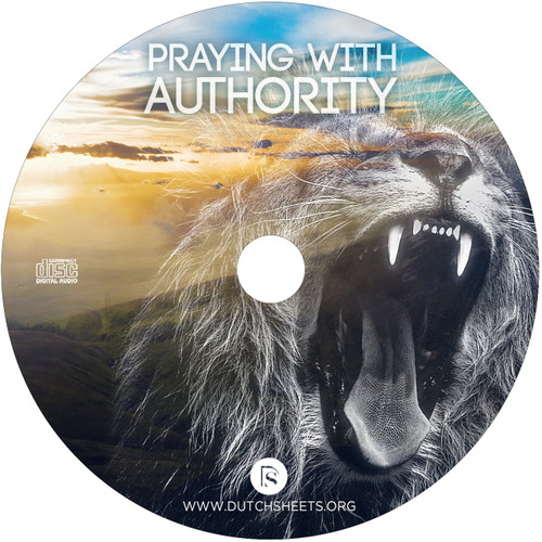 Praying With Authority (CD)