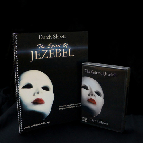 The Spirit of Jezebel (CD Group Study)