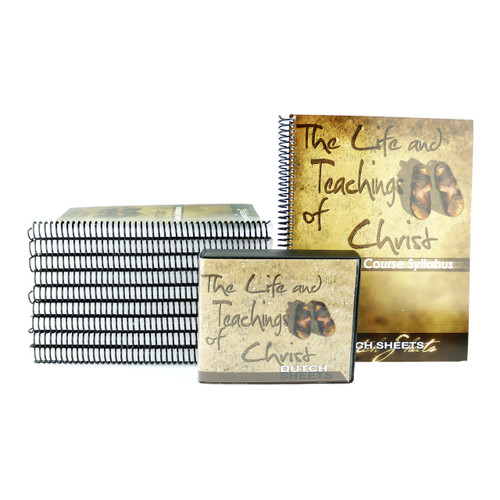 Life and Teachings of Christ (CD Group Study)