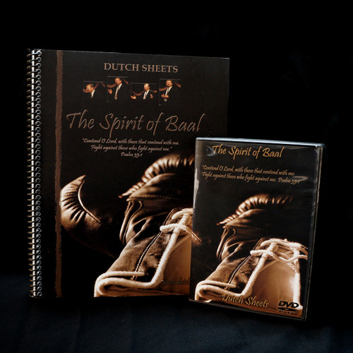 The Spirit of Baal (DVD Group Study)