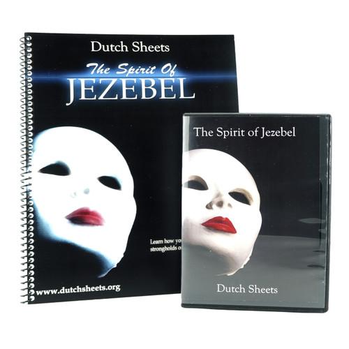The Spirit of Jezebel (CD Personal Study)