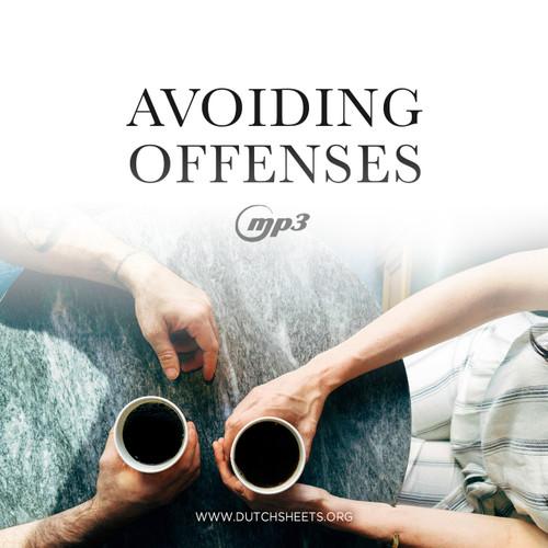 Avoiding Offenses (MP3 Download)