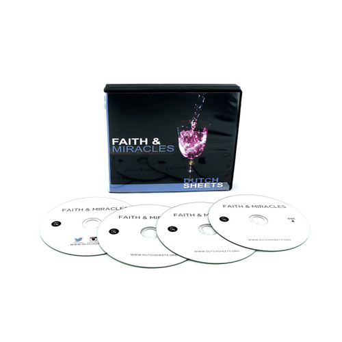 Faith & Miracles (4 CD Series)
