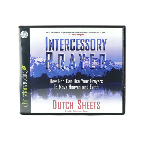 Intercessory Prayer (Audiobook)