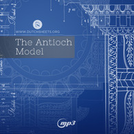 The Antioch Model (MP3 Download)