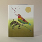 Bird Song Note Cards