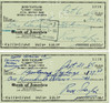 Rod Taylor Signed Check PSA/DNA Authenticated Near Mint Condition