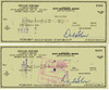 Dinah Shore Signed Check PSA/DNA Authenticated Near Mint Condition