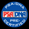 Dante Lavelli (Cleveland Browns) Signed Check PSA/DNA Authenticated Near Mint Condition