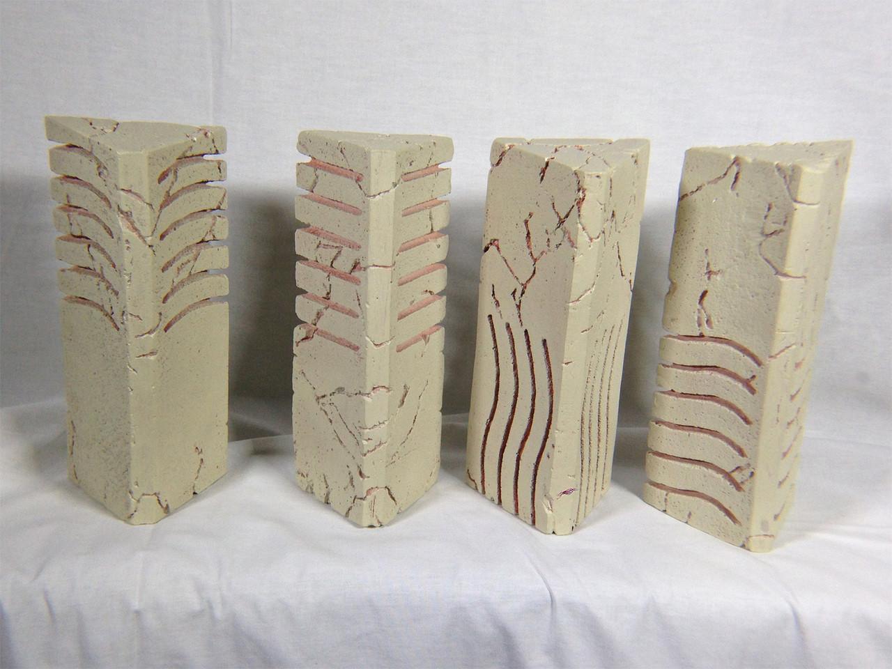 The fifth element 1997 4 element stone replica set for Replica design