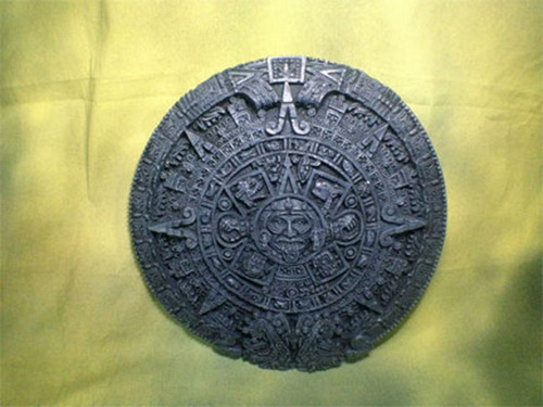 Ancient Aztec, Mayan and Inca Calender, Wall Hanging